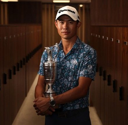 Morikawa wants more after Open triumph: 'These are the best moments ever!'