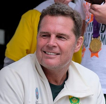 Rassie goes from head coach to water boy on Bok return: 'We're always a little outside the box'